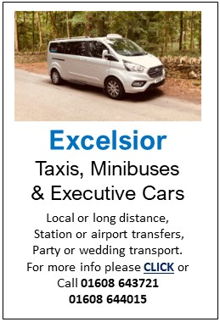 ExcelsiorTaxis, Minibuses or Executive Cars for St Davids Primary School Airport Transfers, Wedding transport, urgent pacel delivery cotswold tours
